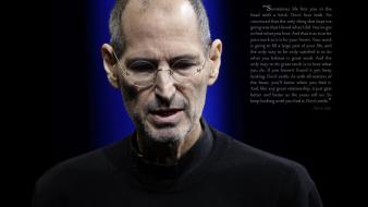 Steve jobs wallpaper