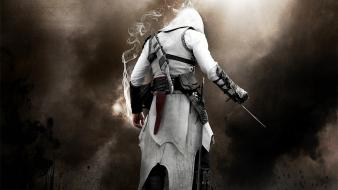 Video games assassins creed altair ibn la ahad Wallpaper