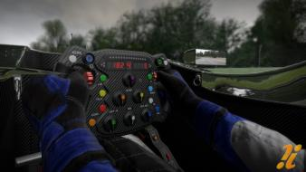 Video games cars formula one project Wallpaper