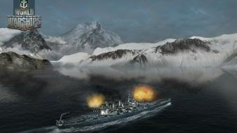 Video games world of warships wallpaper