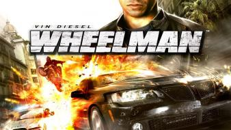 Vin diesel wheelman Wallpaper