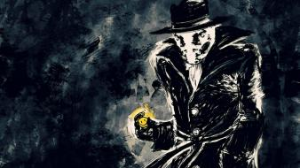 Watchmen rorschach wallpaper