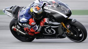 Yamaha moto gp motorbikes motorcycles racing yamalube wallpaper