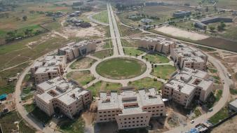 Architecture buildings pakistan university of gujrat punjab wallpaper