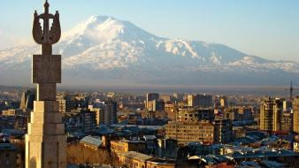 Armenia mount wallpaper