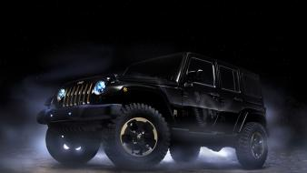 Cars concept art jeep wrangler wallpaper