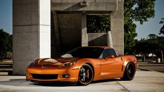 Cars corvette sports auto wallpaper