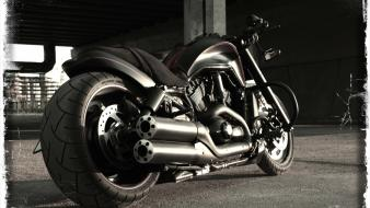 Cars harley-davidson v-rod auto Wallpaper