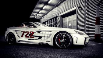Cars mercedes-benz mercedes benz slr mclaren 722 wallpaper
