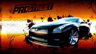 Cars need for speed prostreet electronic arts wallpaper