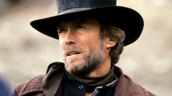 Clint eastwood men celebrity cowboys actors hats directors wallpaper