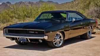 Dodge charger r/t classic widescreen 440 magnum Wallpaper