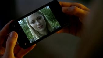 Fringe cellphones georgina haig wallpaper