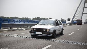 Golf volkswagen ii Wallpaper