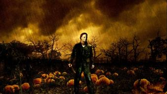 Horror dark halloween men michael myers wallpaper