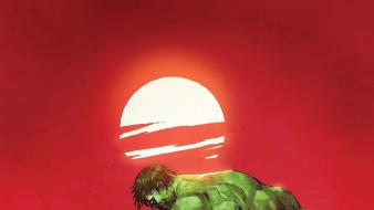 Hulk (comic character) artwork marvel comics wallpaper