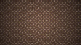 Louis vuitton designer label wallpaper