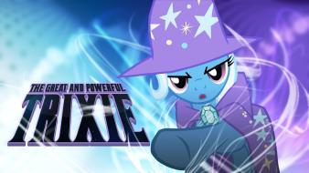 Magic trixie my little pony: friendship is wallpaper