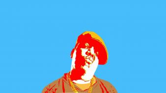 Music hip hop rap notorious b.i.g. wallpaper