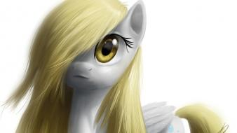 Pony derpy hooves pony: friendship is magic wallpaper
