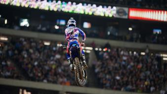 Racing james stewart jump ama supercross js7 wallpaper