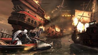 Ships ezio assassins creed brotherhood 2 colors dolan Wallpaper
