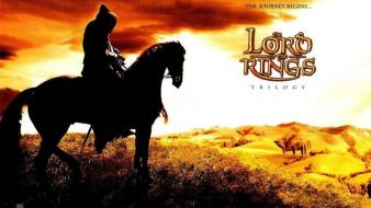 Silhouette the lord of rings horses nazgul ringwraith wallpaper