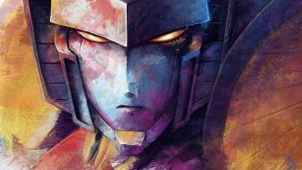 Transformers artwork starscream armada Wallpaper