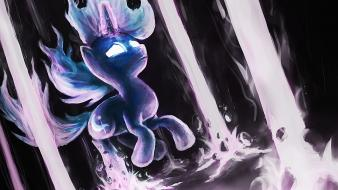 Unleashed trixie my little pony: friendship is magic wallpaper