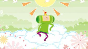 Video games katamari damacy wallpaper