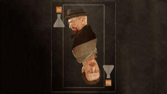 Bryan cranston walter white fan art show wallpaper