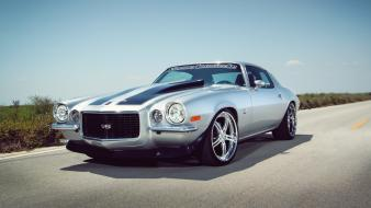 Cars chevrolet vehicles camaro ss classic wallpaper