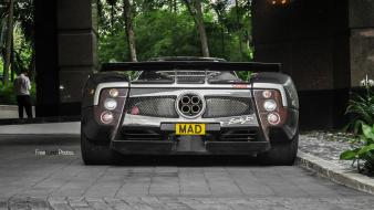 Cars pagani zonda supercars zanda f wallpaper