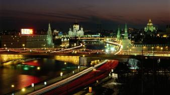 Cityscapes moscow wallpaper