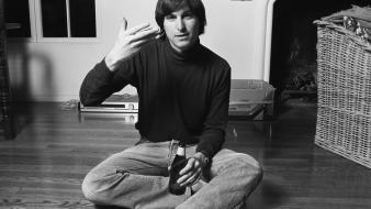 Computers steve jobs wallpaper