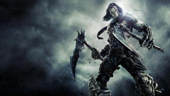 Death darksiders 2 game Wallpaper