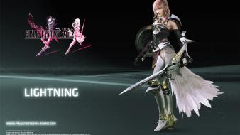 Final fantasy lightning xiii-2 wallpaper