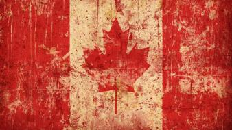 Flags canadian flag wallpaper