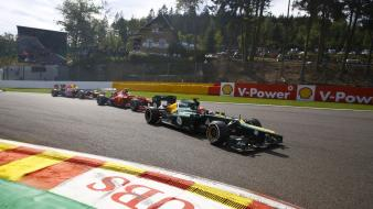 Formula one spa francorchamps wallpaper