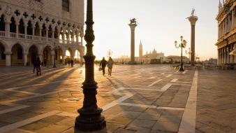 Italy plaza cities piazza san marco wallpaper