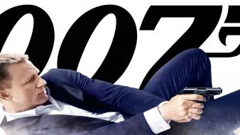 James bond daniel craig skyfall wallpaper