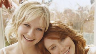 Kirsten dunst bryce dallas howard wallpaper
