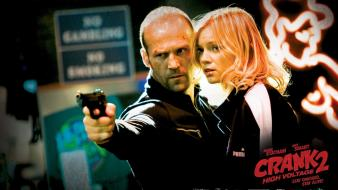 Movies jason statham hollywood crank 2 wallpaper