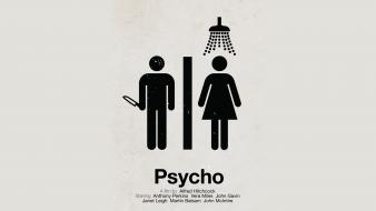 Movies psycho alfred hitchcock wallpaper