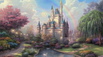 Paintings landscapes fantasy art drawings wallpaper