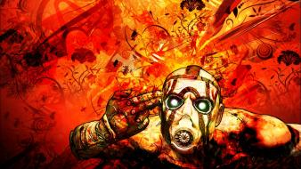 Soldiers video games borderlands psycho 2 game wallpaper