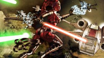 Star wars darth talon colors wallpaper