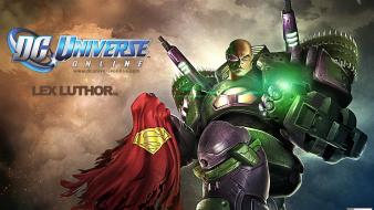 Video games dc universe online lex luthor wallpaper
