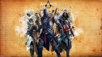 Assassins creed 3 assasins wallpaper