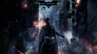 Batman movies film the dark knight rises cities wallpaper